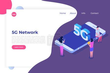 5g 网络无线系统、高速移动互联网等体_高清图片_邑石网