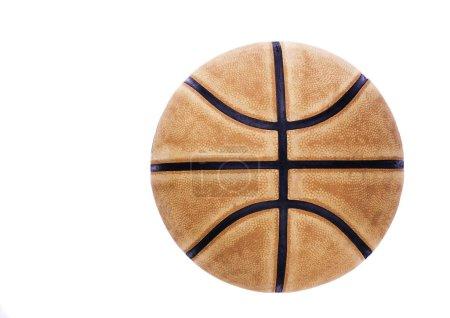 孤立的篮球球_高清图片_邑石网
